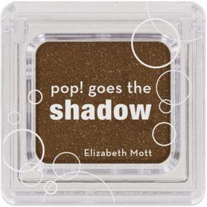 Elizabeth Mott pop! goes the shadow Antique brass