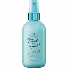 Schwarzkopf Professional Mad About Curls Quench Oil Milk (200ml)