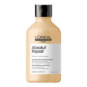 L'Oréal Professionnel Absolut Repair Gold Instant Resurfacing Shampoo (300ml)