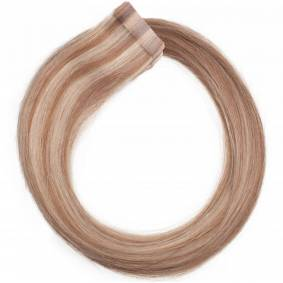 Rapunzel of Sweden Quick & Easy Original Straight M7.3/10.8 Cendre Ash Blonde Mix 50cm