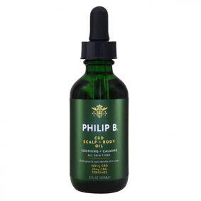 Philip B CBD Scalp + Body Oil (60ml)