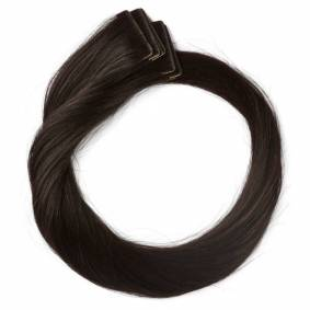 Rapunzel of Sweden Pro Tape Extension 1.2 Black Brown (50cm)