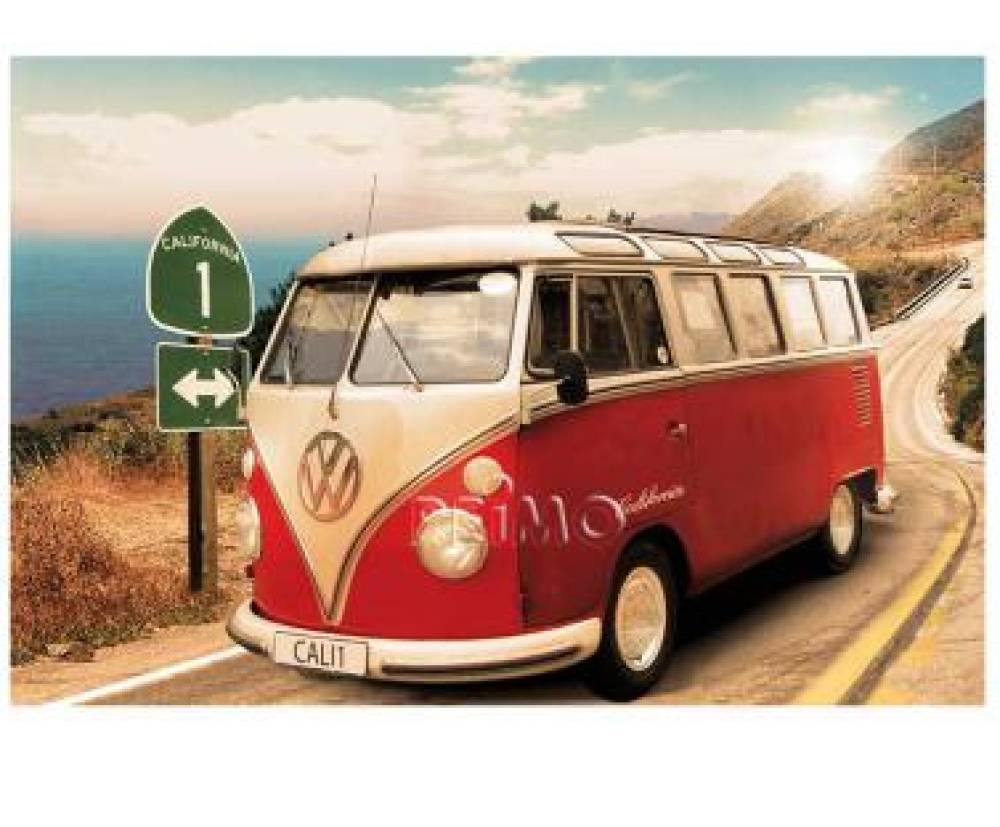 VW COLLECTION -VW BUS POSTER/20