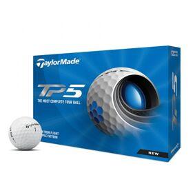 Taylormade TP5 2021 - 12 Golfballer