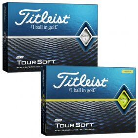 Titleist Tour Soft Logoballer