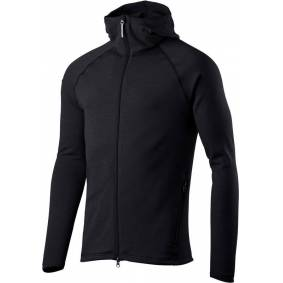 Houdini Outright Houdi Fleece Jacket Herre rock black M 2021 Fleecegenser