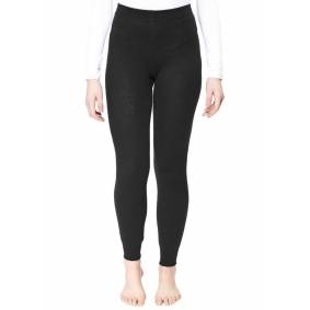 Woolpower 200 Long Johns black S 2021 Thermoundertøy underdeler