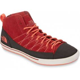 The North Face Base Camp Approach Mid Dame rosewood red/emberglow orange 5 2015 Hverdagssko