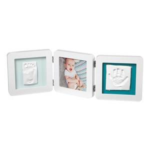 Baby Art My Baby Touch White Tripple Frame