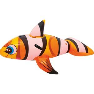 Bestway Ride-On Clownfish 157x94 cm 3+ years