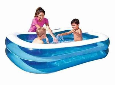 Bestway Rectangular Family Pool 778 L, 262 x 175 x 51cm 0 - 7 years
