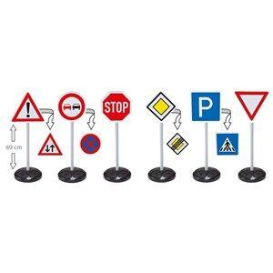BIG Traffic Signs Mega Set 12 mnd - 4 r