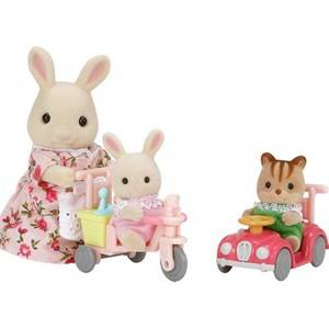 Sylvanian Families Babies Ride and Play Sett