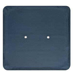 Oliver & Kids Sandbox Cover 100x100 cm Navy Blue