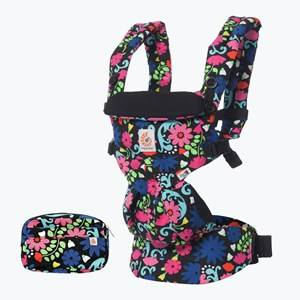 Ergobaby Omni 360 All-In-One Baby Carrier French Bull Flores