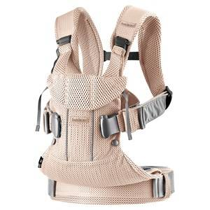 Babybjrn Baby Carrier One Air Pearly Pink