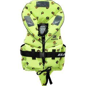 Baltic Pro Sailor Life Jacket Pirate UV Yellow 15-30 Kg