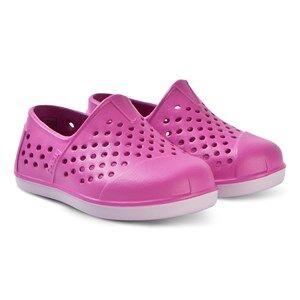 Toms Romper Rubber Water Shoes Rose Violet/Eva 22 (UK 5)