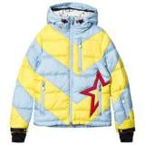 Perfect Moment Blue and Yellow Mojo Jacket 6 years