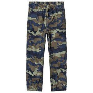 GAP Camouflage Canvas Pants XS (4-5 r)