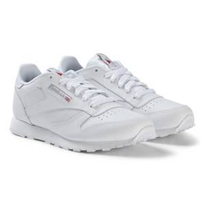 Reebok White Classic Leather Sneakers 20 (UK 4)