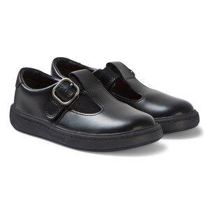 Clarks Black Leather Street Soar Mary Janes 35.5 (UK 3)