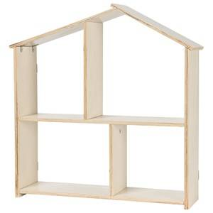 JOX Wall shelf house Natur