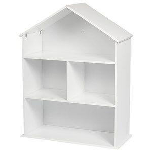 JOX Bookshelf house White