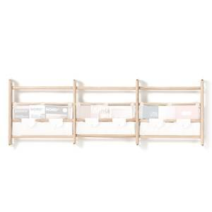 KAOS Endels Wall Bars - Horizontal Set-Up