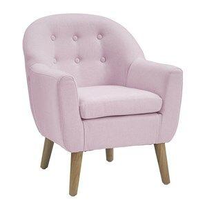 Kids Concept Star Armchair Pink