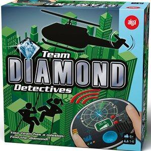 Alga Diamant Detektiv Spill