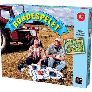 Alga Bondespelet 10+ years
