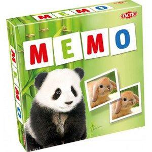 Tactic Memo Baby Animals 3 - 7 r