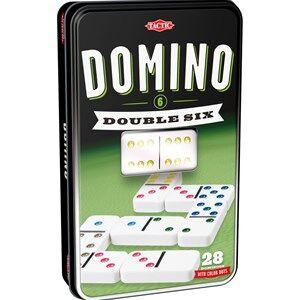 Tactic Spel, Domino, Dubbelsexa, 28 brickor 8 - 18 years