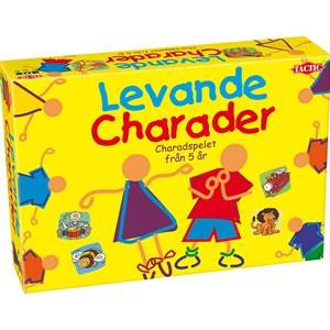 Tactic Levande charader Family Game 5+ years