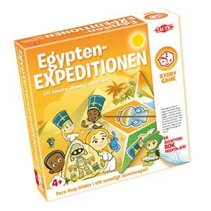 Tactic Egyptian Expedition Story Game 4 - 7 years