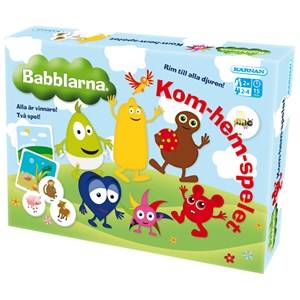 Babblarna Kom Hem Spelet Babblarna (Swedish) 24 months - 4 years