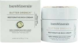 bareMinerals Butter Drench Restorative Rich Cream 50ml - For Dry Skin