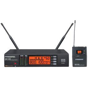 59 Pasgao PAW-1000-PBT-1000(584-607MHz) trådløst sett