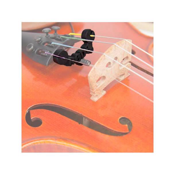 67 Røde Violin-Clip til montering af Lavalier på fiolin