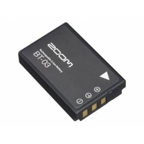 90 Zoom BT-03 ekstra, oppladbart batteri for Zoom Q8