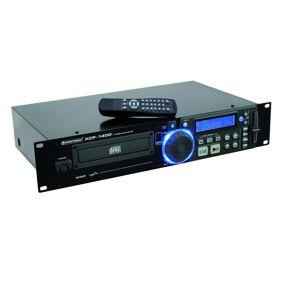 2 Omnitronic XCP-1400 CD-spiller