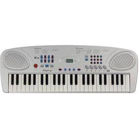 Ringway K35 barne-keyboard grå