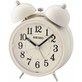 Seiko Morgendagens superhelt!  - Seiko Alarm Clock QHK035C