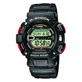 Casio Skuffer aldri!- Casio G-Shock Mudman G-9000-1VER