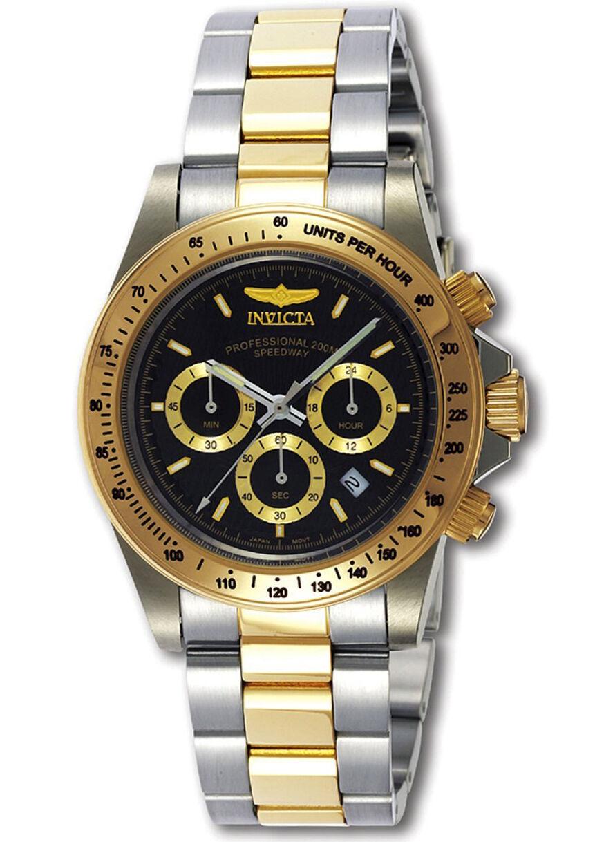 Invicta Speedway Professional Chronograph 9224