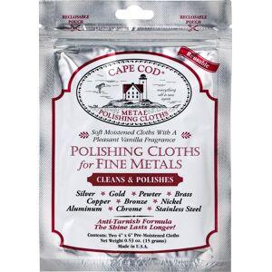Cape Cod Poleringsklut til polering av klokker og smykker - Cape Cod Polishing Cloth + Buffing Cloth