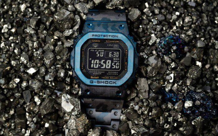 Casio G-Shock GMW-B5000TCF-2ER