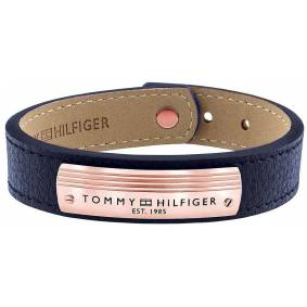 Tommy Hilfiger 20mm Leather Band 2790180