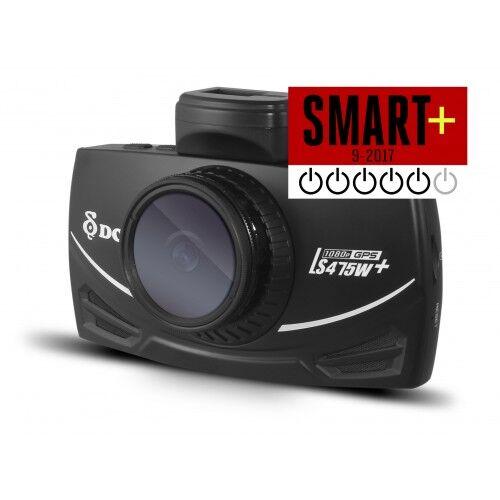 DOD LS475W+ - Dashbordkamera med GPS Inkl. 16GB minnekort